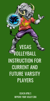 Vegas Volleyball Instruction for Current and Future Varsity Players