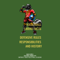 Volleyball Libero Facts Defensive Rules, Responsibilities and History by April Chapple