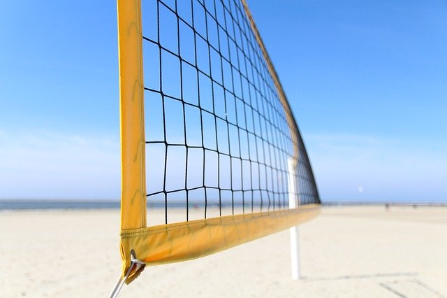 Volleyball net height varies for different disciplines of the game. Find out what it is for the men, the women, coed and sitting volleyball disciplines.