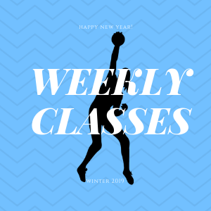 Weekly volleyball classes are offered by the City of Las Vegas and taught by Coach April Chapple.